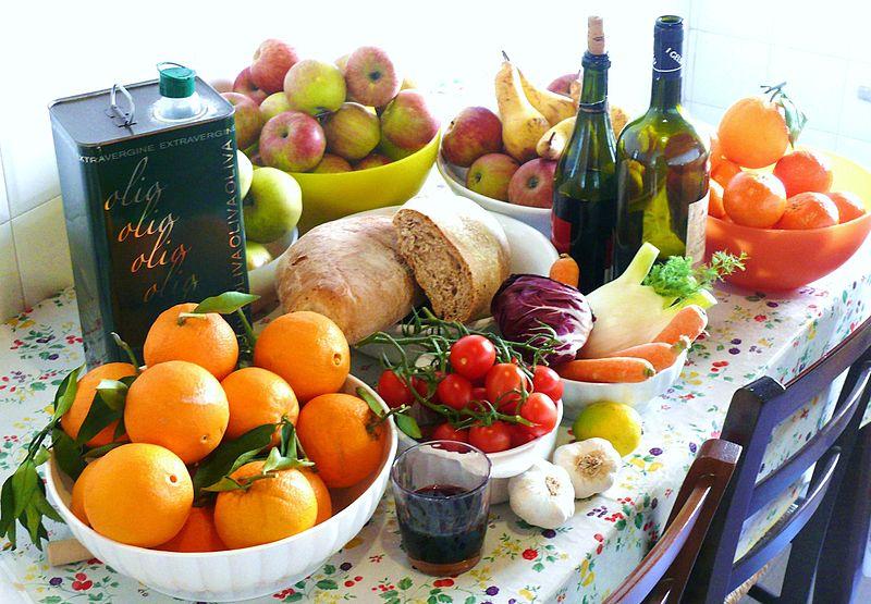 Cuál es la filosofía de la Dieta Mediterránea Sanitas Promo Salud
